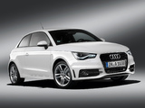 Audi A1 TFSI S-Line 8X (2010) pictures