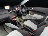 Audi A1 TFSI S-Line ZA-spec 8X (2010) pictures