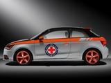 Audi A1 Wasserwacht Concept 8X (2010) pictures