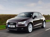 Audi A1 TFSI S-Line UK-spec (8X) 2010 pictures