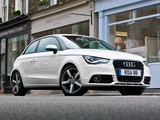 Audi A1 TDI UK-spec 8X (2010) pictures