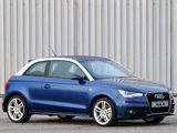 Audi A1 TFSI S-Line ZA-spec 8X (2010) wallpapers