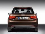 Audi A1 TDI 8X (2010) wallpapers