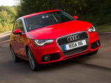 Audi A1 TDI UK-spec 8X (2010) wallpapers