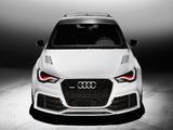 Audi A1 Сlubsport quattro Concept 8X (2011) images