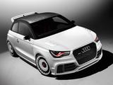 Audi A1 Сlubsport quattro Concept 8X (2011) pictures