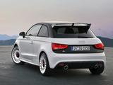 Audi A1 quattro 8X (2012) images