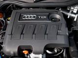 Audi A1 Sportback TDI UK-spec 8X (2012) pictures