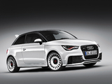 Audi A1 quattro 8X (2012) pictures