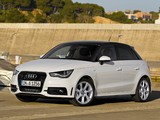 Audi A1 Sportback TDI S-Line 8X (2012) pictures