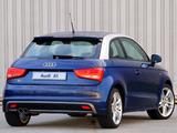 Images of Audi A1 TFSI S-Line ZA-spec 8X (2010)