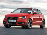 Images of Audi A1 TFSI S-Line 8X (2010)