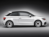 Images of Audi A1 quattro 8X (2012)