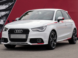 Images of Audi A1 Sportback Competition Kit R18 Red Plus (8X) 2013