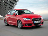 Photos of Audi A1 TFSI S-Line 8X (2010)
