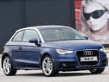 Photos of Audi A1 TFSI S-Line ZA-spec 8X (2010)