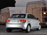 Photos of Audi A1 TFSI ZA-spec 8X (2010)