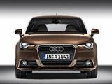 Photos of Audi A1 TDI 8X (2010)