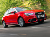 Photos of Audi A1 TDI UK-spec 8X (2010)