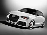 Photos of Audi A1 Сlubsport quattro Concept 8X (2011)