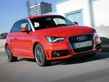 Pictures of Audi A1 TFSI S-Line 8X (2010)