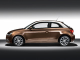 Pictures of Audi A1 TDI 8X (2010)