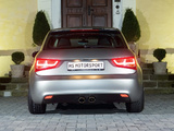 Pictures of HS Motorsport Audi A1 8X (2010)