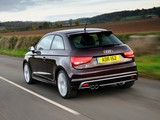 Pictures of Audi A1 TFSI S-Line UK-spec (8X) 2010