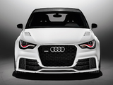 Pictures of Audi A1 Сlubsport quattro Concept 8X (2011)