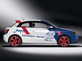 Pictures of Audi A1 Samurai Blue 8X (2011)