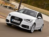 Pictures of Audi A1 Sportback TDI S-Line 8X (2012)