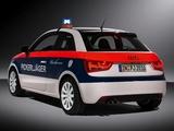Audi A1 Pickerljäger Concept 8X (2010) wallpapers