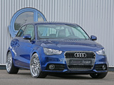 Senner Tuning Audi A1 8X (2010) wallpapers