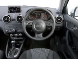 Audi A1 Sportback TFSI UK-spec 8X (2012) wallpapers