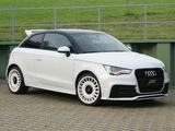 ABT Audi A1 quattro 8X (2012) wallpapers