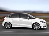 Audi A1 Sportback TDI S-Line 8X (2012) wallpapers