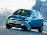 Audi Al2 Concept (1997) wallpapers