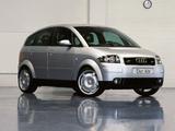 ABT Audi A2 (2001–2005) images
