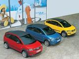 Audi A2 Colour.Storm (2002–2005) photos