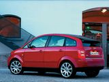Audi A2 1.6 FSI (2004–2005) pictures