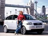 Audi A2 1.6 FSI UK-spec (2004–2005) pictures