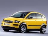 Images of Audi A2 Colour.Storm (2002–2005)