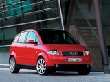 Images of Audi A2 1.6 FSI (2004–2005)