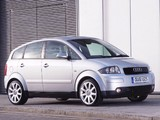 Images of Audi A2 1.6 FSI UK-spec (2004–2005)