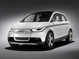 Photos of Audi A2 Concept (2011)