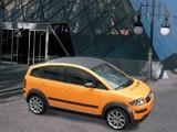 Pictures of Audi A2 Colour.Storm (2002–2005)