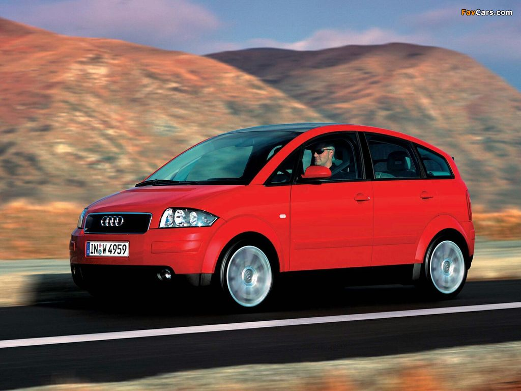 Pictures Of Audi A2 1 6 Fsi 2004 2005 1024x768