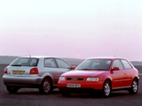 Audi A3 UK-spec 8L (1996–2000) images