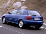 Audi A3 8L (1996–2000) pictures
