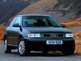 Audi A3 UK-spec 8L (1996–2000) pictures